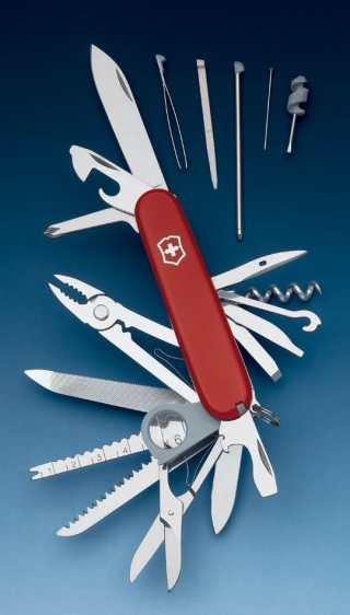 Ножи Victorinox швейцарское качество и долговечность